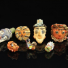 Thumbnail image for Rare Glass Beads from Europe