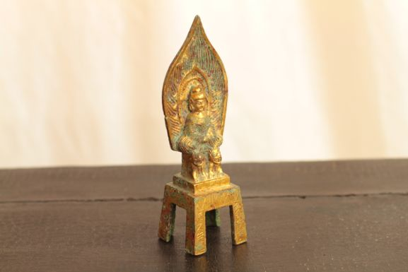 Post image for We have World Class Artifacts: Super Rare Bronze Buddha – Time Period: AD 228, Wei Dynasty